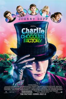 Charlie Et La Chocolaterie Violette : charlie, chocolaterie, violette, Charlie, Chocolate, Factory, (film), Wikipedia