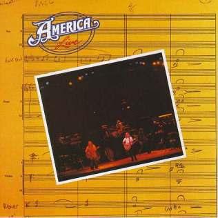 America Live album  Wikipedia