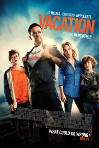 Poster for 2015 comedy reboot Vacation