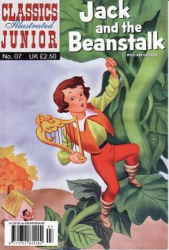 "Cover of ""Jack and the Beanstalk"" fr..."