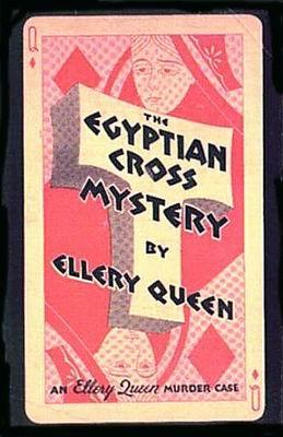 The Egyptian Cross Mystery  Wikipedia