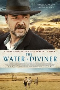 Poster for 2015 war drama The Water Diviner