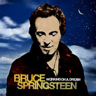 Portada de l'àlbum de Bruce Springsteen Working on a Dream