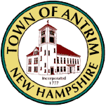 Official seal of Antrim, New Hampshire
