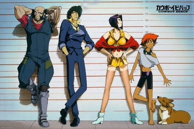 Crew of the Bebop