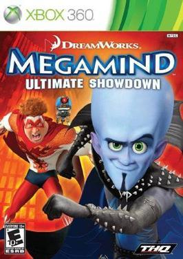 Megamind Video Game