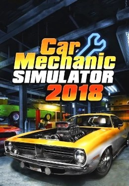 Car mechanic Simulator 2018 mods with 400+ active mods
