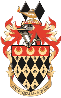 Arms of Royal Holloway and Bedford New College...