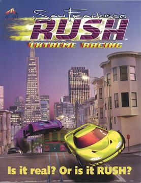 San Francisco Rush Extreme Racing  Wikipedia