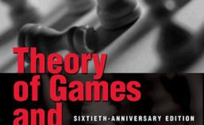 Theory Of Games And Economic Behavior Wikipedia