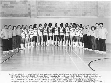 197778 Illinois Fighting Illini Mens Basketball Team