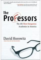The Professors - The 101 Most Dangerous Academics in America (book cover).jpg