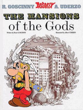 Astérix Et Obélix Et Le Domaine Des Dieux : astérix, obélix, domaine, dieux, Mansions, Wikipedia