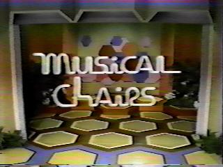 Musical Chairs 1975 game show  Wikipedia