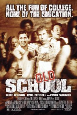 What Does Old School Mean : school, School, (film), Wikipedia