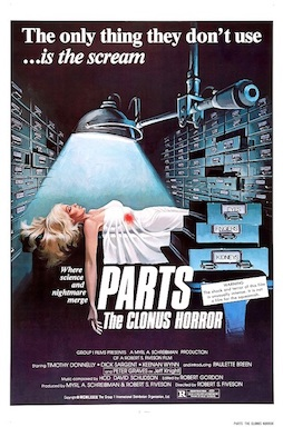 Parts The Clonus Horror Wikipedia