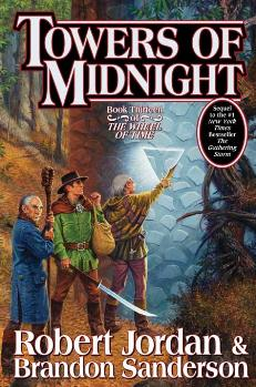 Towers of Midnight Book Cover