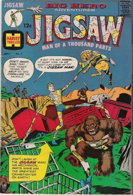 Jigsaw Harvey Comics  Wikipedia