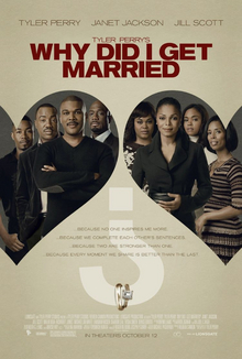Film poster for Why Did I Get Married? - Copyr...