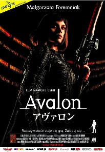 Avalon 2001 Film Wikipedia