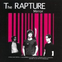 0 Gravity Chair Rongtai Massage Mirror (the Rapture Album) - Wikipedia