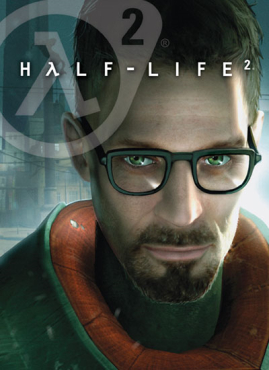 Half Life 2 cover