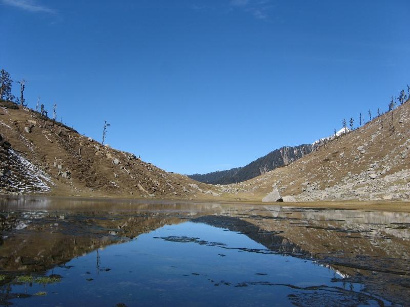 Kareri Lake  Wikipedia