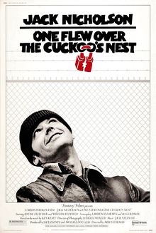 One Flew Over the Cuckoo's Nest, 1975 Best Picture Winner