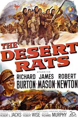 The Desert Rats film  Wikipedia