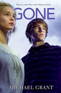 Gone novel series Wikipedia
