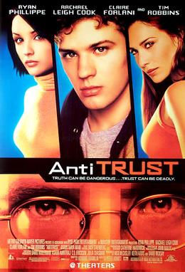 Antitrust Film Wikipedia
