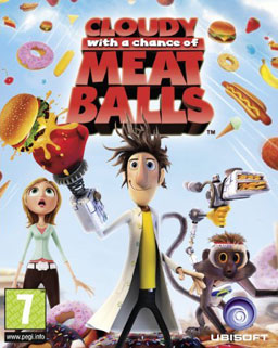 Cloudy with a Chance of Meatballs (video game)
