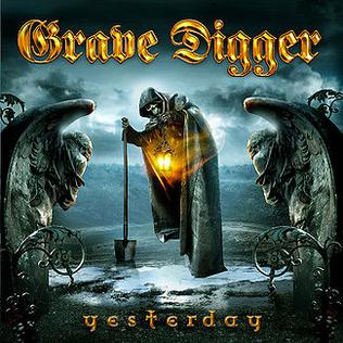 yesterday grave digger ep wikipedia