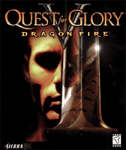 Quest for Glory V Dragon Fire  Wikipedia