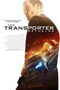 Poster for 2015 action reboot The Transporter Refuelled