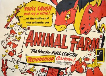animal farm 1954 film