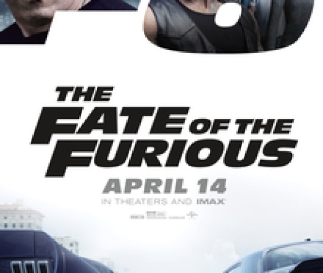 The Fate Of The Furious Theatrical Poster Jpg