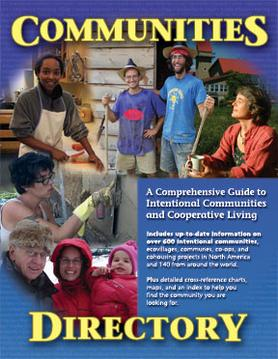 Cover image of 2005 Communities Directory: A C...