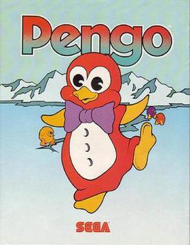 Pengo video game  Wikipedia