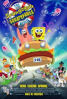 Is Spongebob Ending In 2018 : spongebob, ending, SpongeBob, SquarePants, Movie, Wikipedia
