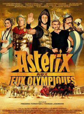 Asterix Et Obelix Aux Jeux Olympiques : asterix, obelix, olympiques, Asterix, Olympic, Games, (film), Wikipedia