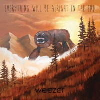 Everything Will Be Alright In The End Cover