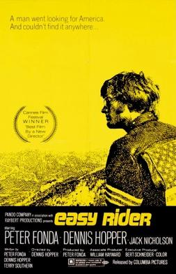 Easy Rider (Columbia Pictures - 1969)