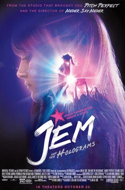 Jem Et Les Hologrammes 2 : hologrammes, Holograms, (film), Wikipedia