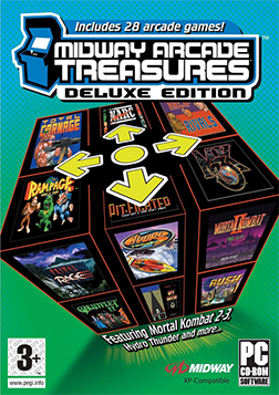 Midway Arcade Treasures Deluxe Edition Wikipedia