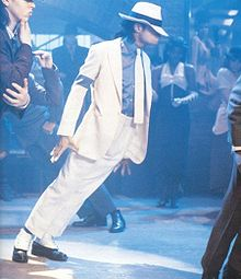 """Smooth Criminal"" music video. Shows..."