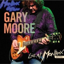 gary moore, live at mountreux 2010, recensione