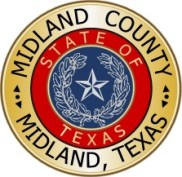 Seal of Midland County, Texas