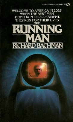 Image result for running man stephen king
