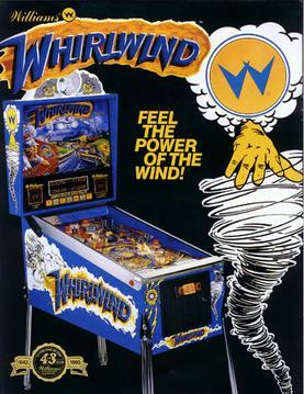 Whirlwind Pinball Wikipedia